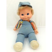Boneco Feijãozinho Tostãozinho - Feijãozinho Estrela Anos 70