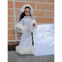 Vestido De Noiva Da Boneca Susi Da Estrela -