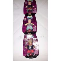 3 Bonecas Fofolete Dark Fashion Da Estrela