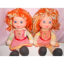 Bonecas Emília Antigas R$110,00 + Frete