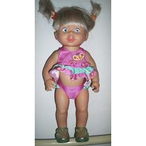 Boneca Litte Mommy Praia .ficher Price.