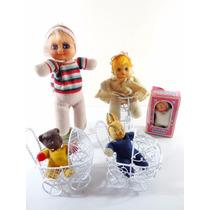 5 Bonecas Antigas Giseli Minuche Fofolete E Bicholete