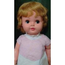Boneca Meu Amor - Meu Bebê - Estrela - Anos 60 - Raríssima
