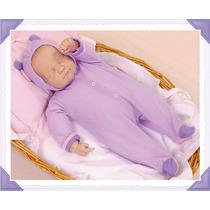 Boneca Ninos Dormindo Cotiplás! Parece Um Bebê De Verdade!