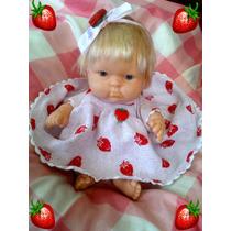 Linda Boneca Bebê Frutinha Moranguinho!!!!