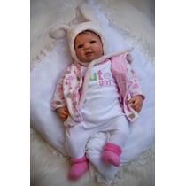 Molde Kit Vinil Siliconado Ldc Extra Macio Bebê Reborn