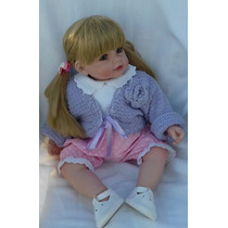 Roupa Para Adora Doll E Boneca Reborn
