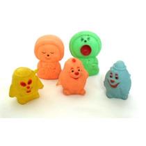 5 Bonecos Para Bebês - Marca Apolo