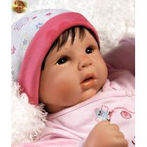 Tall Dreams Boneca Bebê Realista Tipo Reborn C/ Enxoval 50cm
