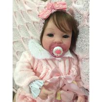 Bebê Reborn Com Batimento Cardíaco.
