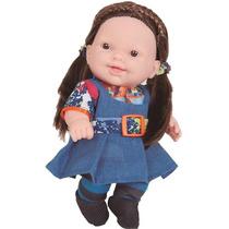 5 Bonecas Chiquititas Baby - Ana, Bia, Mili, Vivi E Pata