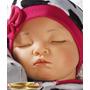 Moon Boneca Bebê Tipo Reborn C/ Enxoval Pronta Entrega