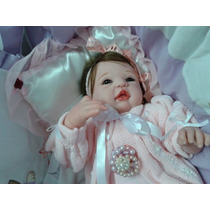 Bebê Reborn Clarinha Linda Promoção