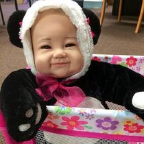 Su Lin Boneca Bebê Asiática = Reborn Enxoval Pronta Entrega