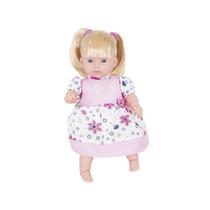 Boneca Super Toys - Mini Baby Faz Xixi