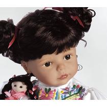 Boneca Realista Tipo Reborn E Adora Doll Silicone No Brasil