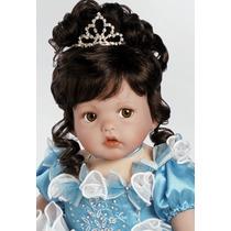 Promoção Boneca Princesa Realista Tipo Reborn E Adora Dolls