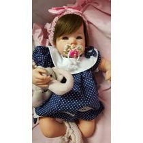Bebê Reborn Sophia Linda Promoção Ultimas Bebês
