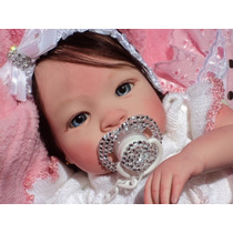 Bebê Reborn Emanuelle -pronta Entrega- Super Promoção !!