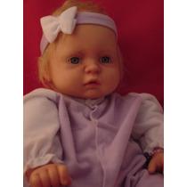 Boneca Bebê Reborn Ooak Importada Promoção Natal