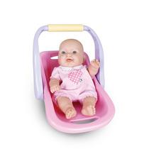 Boneca Bebê Conforto Da Cotiplás La New Born! Linda!