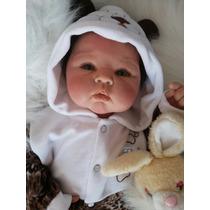 Bebê Reborn Molde Paris Pronta Entrega