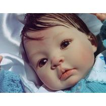 Bebê Reborn Leonardo -pronta Entrega- Super Promoção !!