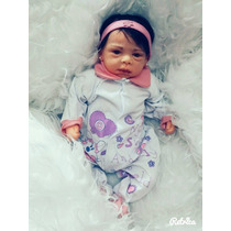 Boneca Bebe Reborn Parece Nenê De Verdade Alice