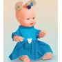 Boneca Bebê Sapekinha - Milk Brinquedos