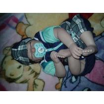 Boneca Bebê Reborn, Menino Com Detalhes, Confira As Fotos!!!