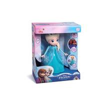 Boneca Elsa Frozen Fala 8 Frases Do Filme Original Elka