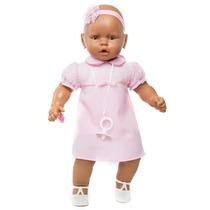 Boneca Meu Bebê Negra - Estrela