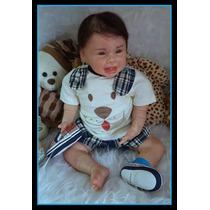 Vendo Lindo Bebê Reborn Pedrinho - Valor Imperdível !