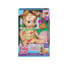 Baby Alive Lindo Penteado - Hasbro
