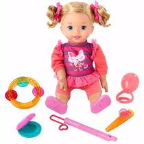 Boneca Little Mommy Vamos Fazer Musica Dhc34