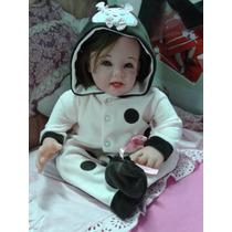 Bebê Reborn Mel Linda & Delicada Promoção
