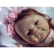 Bebê Reborn Anna Clara-pronta Entrega- Super Promoção !!