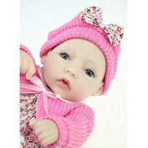 Boneca Bebê Reborn Pronto Entrega