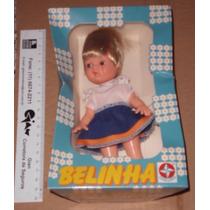Boneca Belinha - Brinquedos Estrela - Anos 70 - Lacrada