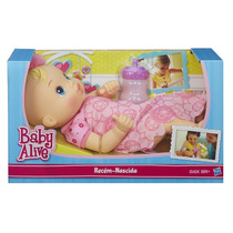 Boneca Baby Alive - Recém-nascida Hasbro