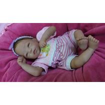 Boneca Bebê Reborn Prematura. Promoção Última Bebê.