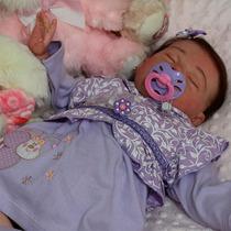 Bebê Que Parece De Verdade - Bebê Reborn - Alice