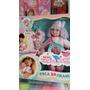 Boneca Bebê Vamos Nanar