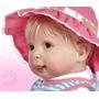 Yummy Bebê Tipo Reborn Silicone 17 Acessórios Pronta Entrega