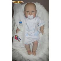 Boneca Bebê Reborn Real Silicone Enxoval Frete Grátis Brasil