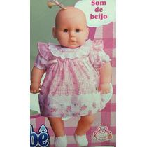 Boneca Meu Bebê 60cm