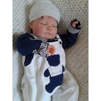 Bebê Reborn Gabriel Lindo Promoção