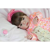 Boneca Bebê Reborn Sarinha