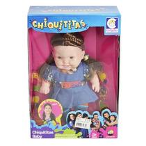 Boneca Chiquititas Baby - Mili - Bia - Cotiplás ( Gulliver )