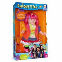 Boneca Chiquititas Laura Grande 40cm Cotiplás